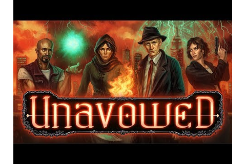 Unavowed launch trailer - YouTube