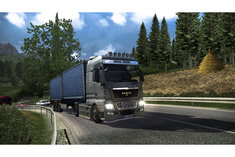 Dream Games: Euro Truck Simulator 2 V1.9.24.1 Update ...