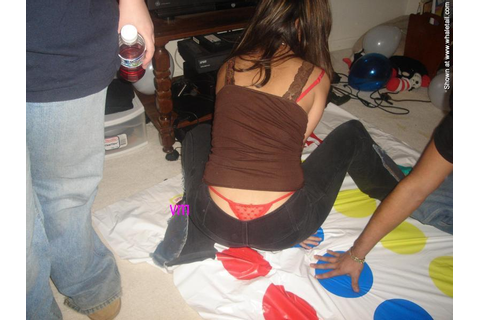 Thong Voyeur: Twister - The best game in the world