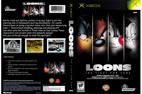 Loons: The Fight For Fame - PSX Planet: SONY PlayStation ...