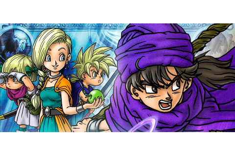 Test - Dragon Quest V : La Fiancée céleste | Final Fantasy ...