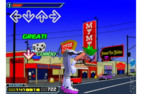 Screens: Dancing Stage Max - PS2 (4 of 6)