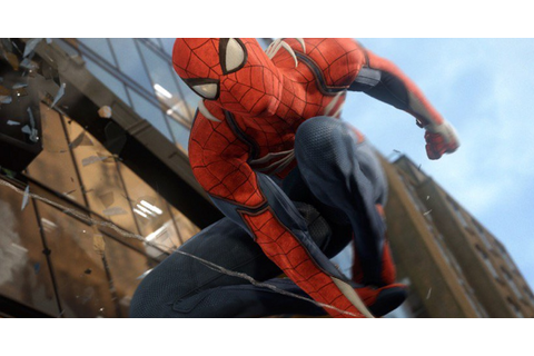 Spider-Man PS4 Video Game Announced At E3 & Trailer ...