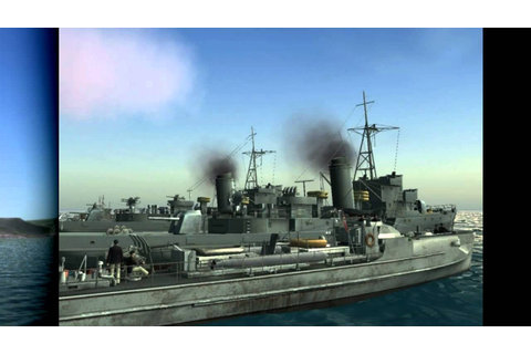 PT Boats Knights of the Sea PC 2009 Gameplay - YouTube