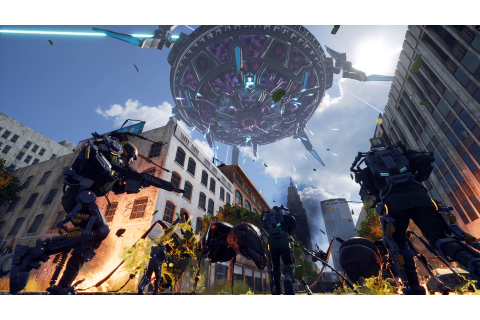 Earth Defense Force: Iron Rain (PS4 / PlayStation 4) Game ...