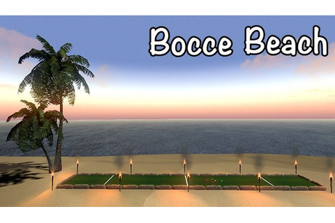 Bocce Beach PC Game Overview: