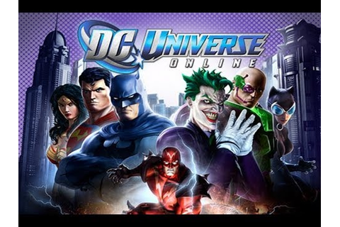 CGRundertow DC UNIVERSE ONLINE for PC Video Game Review ...