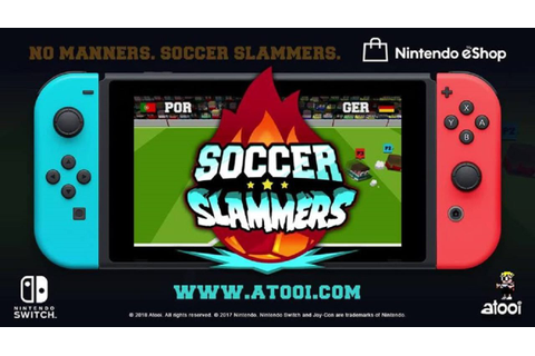 Review: Soccer Slammers (Nintendo Switch) - Pure Nintendo