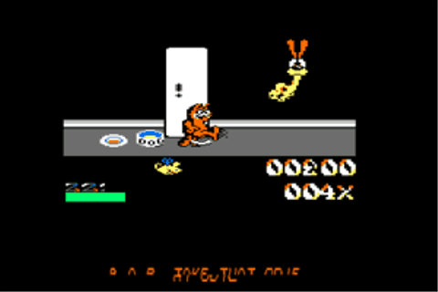 Download Garfield: Big, Fat, Hairy Deal - My Abandonware