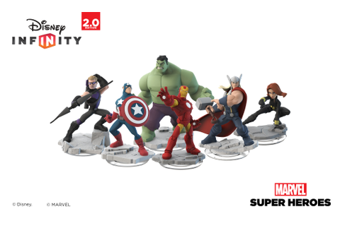 Disney Infinity Super Heroes: Video Game Review – One Good Dad