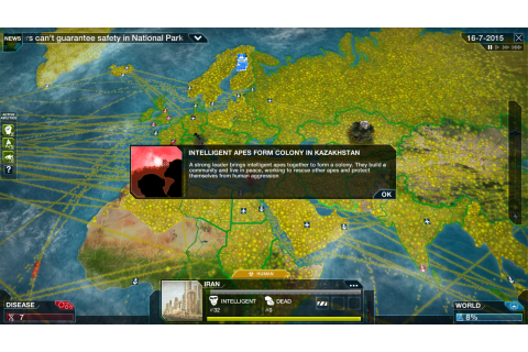 Download Plague Inc: Evolved Full PC Game