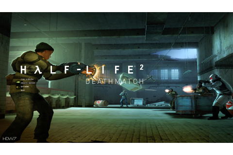 Half Life 2 Wallpaper HD - WallpaperSafari
