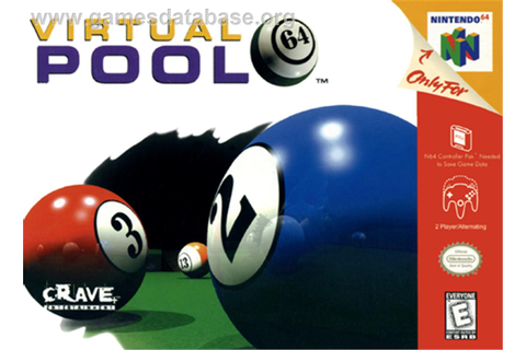 Virtual Pool 64 - Nintendo N64 - Games Database