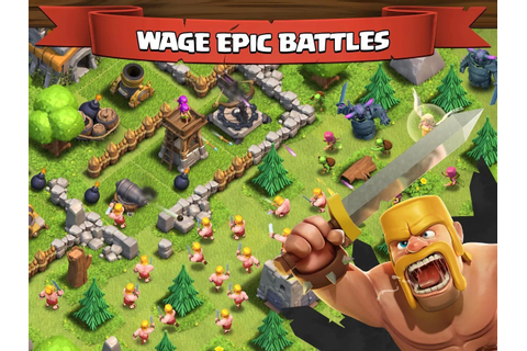 Clash of Clans – Games for Android – Free download. Clash ...