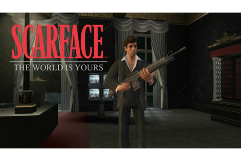 Nostalgia Trip: Scarface: The World Is Yours Gameplay ...