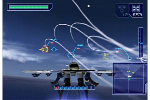 Macross: Super Dimension Fortress (2003) by AM2 PS2 game
