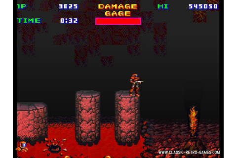Download Xain'D Sleena & Play Free | Classic Retro Games