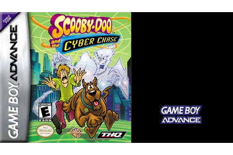 Scooby Doo and the Cyber Chase (Game Boy Advance ...