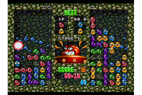 Dr. Robotnik's Mean Bean Machine Screenshots | GameFabrique
