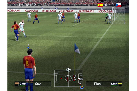 Pro Evolution Soccer 6 - RIP - PC Game Low Spec Free Download
