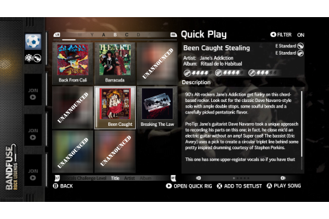 Bandfuse: Rock Legends (Xbox 360) News, Reviews ...