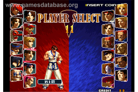 SNK vs. Capcom - SVC Chaos - Arcade - Games Database