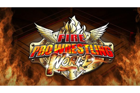 Fire Pro Wrestling World - FREE DOWNLOAD CRACKED-GAMES.ORG