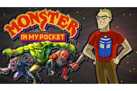 Monster In My Pocket (NES/Nintendo Retro Game Review ...