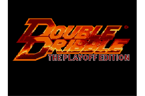 Double Dribble - The Playoff Edition » NES Ninja