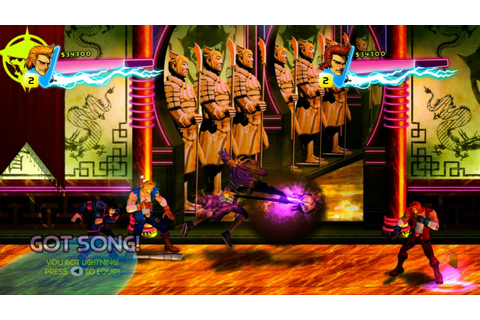 Double Dragon: Neon PC Game Download - Free Games Download