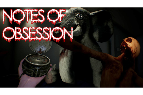 SO FREAKIN' TERRIFYING | Notes of Obsession | Indie Horror ...