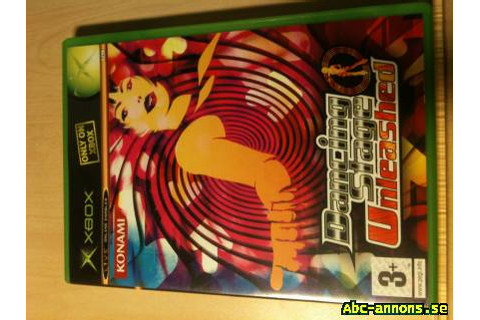 Dancing Stage Unleashed Xbox - TV-spel & PC-spel - ABC ...