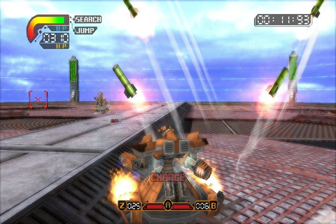 OVERTURN (WiiWare) News, Reviews, Trailer & Screenshots