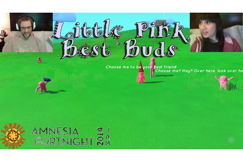 LITTLE PINK BEST BUDS -- Amnesia Fortnight 2014 Prototype ...