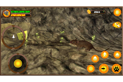 Crazy Mouse Simulator - Forest Life Adventure Game For ...