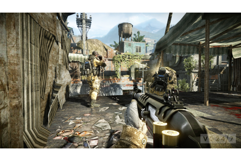 Warface screenshots show the shooter's campaign - VG247