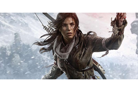 Square Enix Announced a New Tomb Raider Game | CYBERPOWERPC