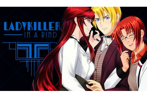 Ladykiller in a Bind Free Download Full PC Game Setup
