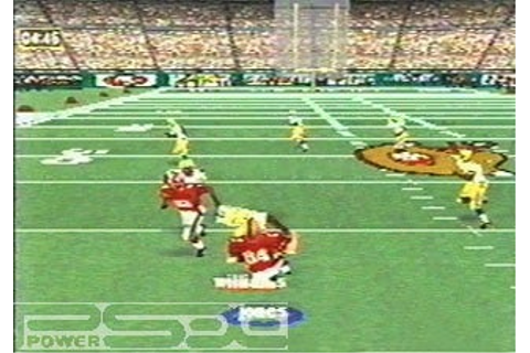 NFL GameDay 98 - PlayStation - IGN