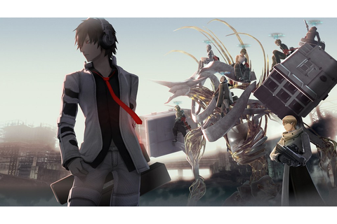 Freedom Wars arrives on PS Vita this Friday - check out ...