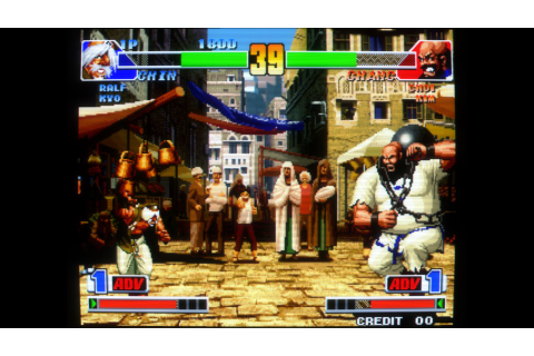 Review: The King of Fighters '98: The Slugfest on Arcade