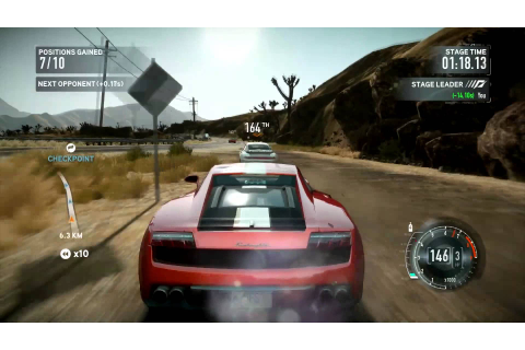 Need for Speed: The Run [Video Game] | Kernel Ketchup