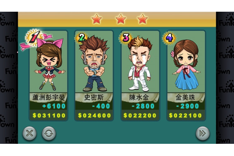 FunTown Mahjong by Hoshin GigaMedia Center Inc., Funtown ...