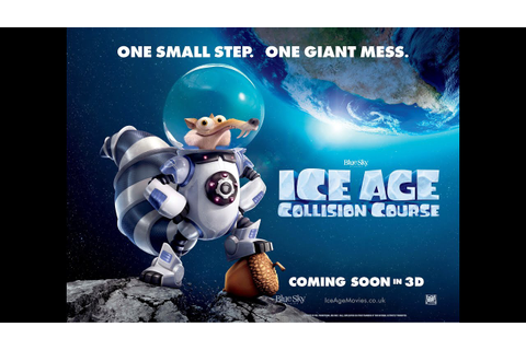 Ice Age: Arctic Blast - Ice Age Collision Course Based ...