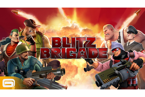 Blitz Brigade - The Demolisher has arrived! - YouTube
