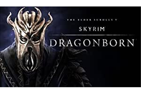 Amazon.com: The Elder Scrolls V: Skyrim DLC: Dragonborn ...