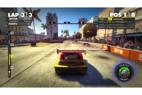 DiRT Showdown Free Download Full Game For PC
