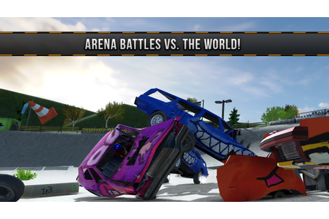 Demolition Derby Multiplayer - Android Apps on Google Play