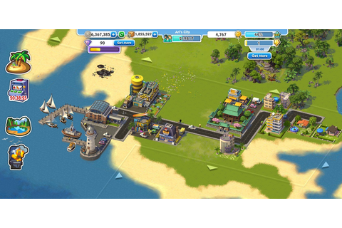 SimCity Social Expands: Build a City on an Island | Gamer ...