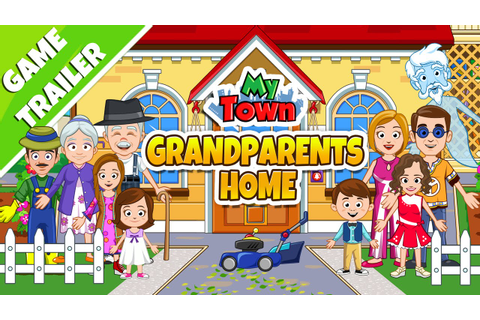 My Town : Grandparents - Game Trailer - YouTube